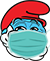 :Schtroumpfmask: